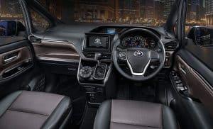 Interior Voxy