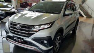 Harga OTR Toyota Bandung Per Juli 2017