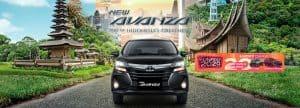 Harga Kredit Avanza 2020 di Bandung