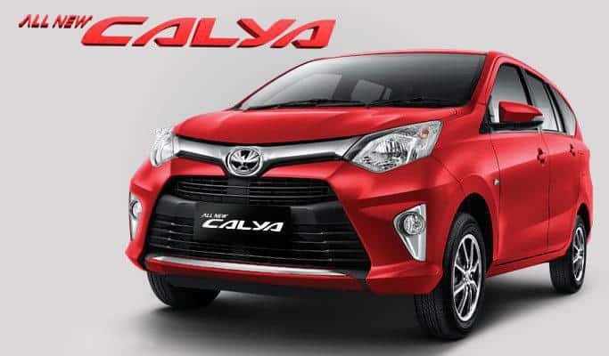 Harga Kredit Toyota Calya Oktober 2017 di Bandung