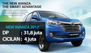 Harga Kredit Avanza Oktober 2017 di Bandung