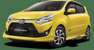 Spesifikasi Toyota Agya Terbaru 2020
