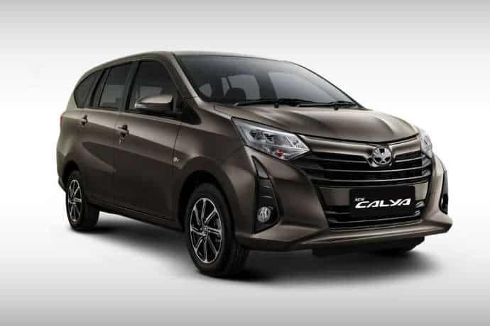 Harga Mobil Toyota Calya 2020 – Spesifikasi & Review